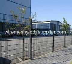 welded wire mesh panel fencings