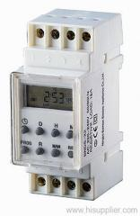 Din Rail Digital Timer