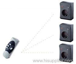 Germany Standard Remote Control Socket