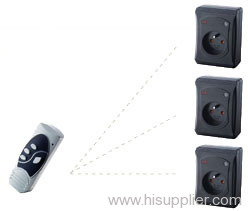 French Standard Remote Control Socket