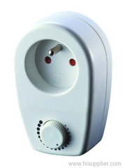 French Standard Dimmer Socket