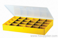 24 Drawers Plastic Tool Box