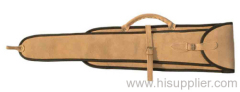 Leather gun cases