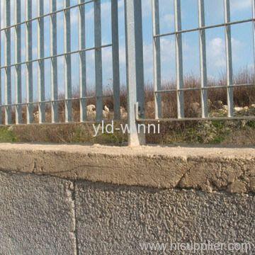 steel grating fencings