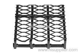 galvanized expanded steel gratings