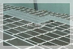 plain steel gratings
