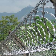 razor wire meshes