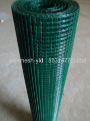 Pvc Coated Welded Wire Mesh Rolls
