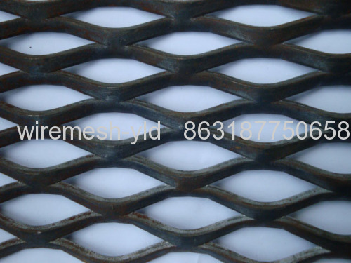 Heavy Duty Expanded Metal Mesh Grating