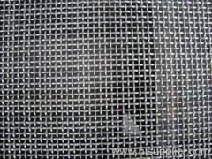 stainless steel crimped