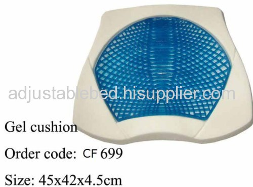 PU gel set cushion
