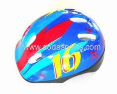 6 holes bike helmet ce