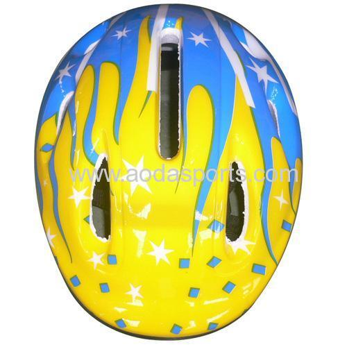 Bike Helmet (semi-protection type)