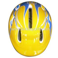 7 hole kid helmet