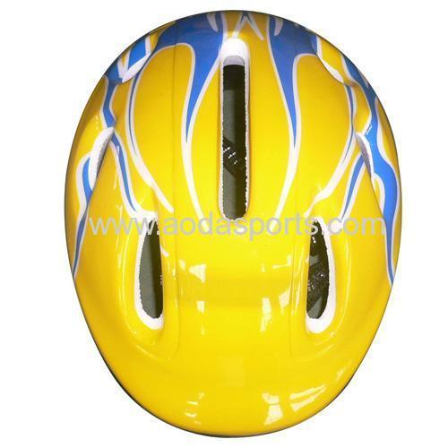 7 hole kid helmet