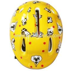 7 hole bike helmet en