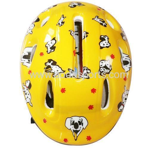 7 hole bike helmet en