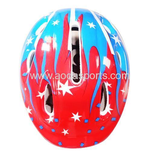 7 hole waveboard helmet