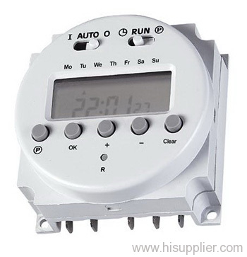 Weekly Digital Timer Moudle