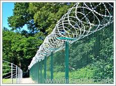 Razor Wire Fencings