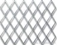 Diamond Pattern Expanded Metal Mesh