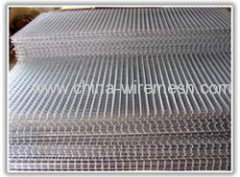 welded mesh in panels