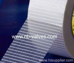 High strength bi-directional adhesive tape
