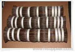 brush fiber horse hair