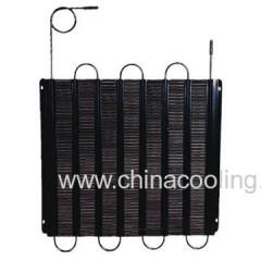 wire on plate condenser
