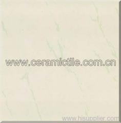 Glazed Filled Polished Porcelain Floor Tile