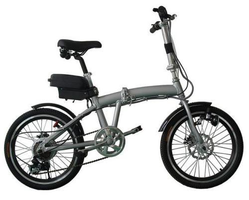 folding e-bike 20