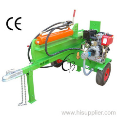 30T diesel log splitter