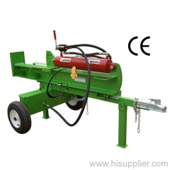 30T mobile log splitter