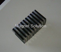 NdFeB arc magnets