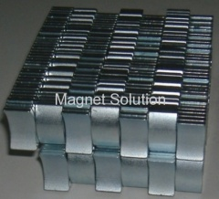 sintered NdFeB motor magnets