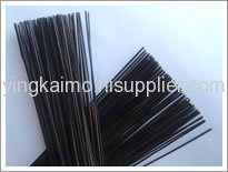 Black Cut Wire