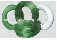 Green PVC Wires