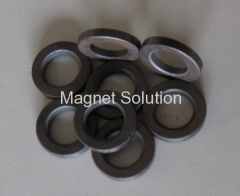 isotropic ferrite ring magnet axial multi pole magnetization
