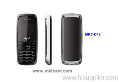 MKTCAM Mobile phone One sim card phone