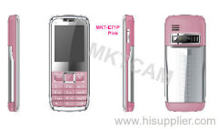 MKTCAM cheapest Bar mobile phone w/4GB Flash