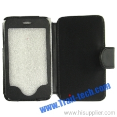 Leather Case for iPod touch 2nd