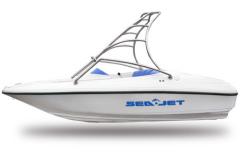 mini motor boat