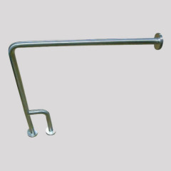Toilet Seat Bar With Swing-up Legs