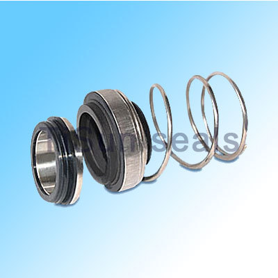 Mechanical seals used in food pump