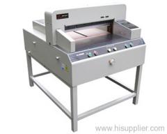 Programmed Paper Cutting Machine