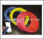 Red PVC Wire
