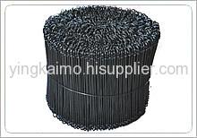 Black Bar Tie Wires