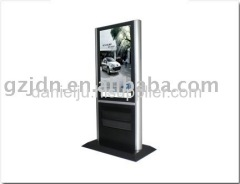 42 inch Floor Standing LCD advertising player