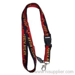Sublimation Transfer Lanyards