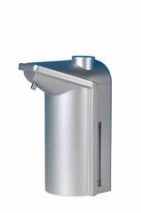 Stand sanitizer dispenser